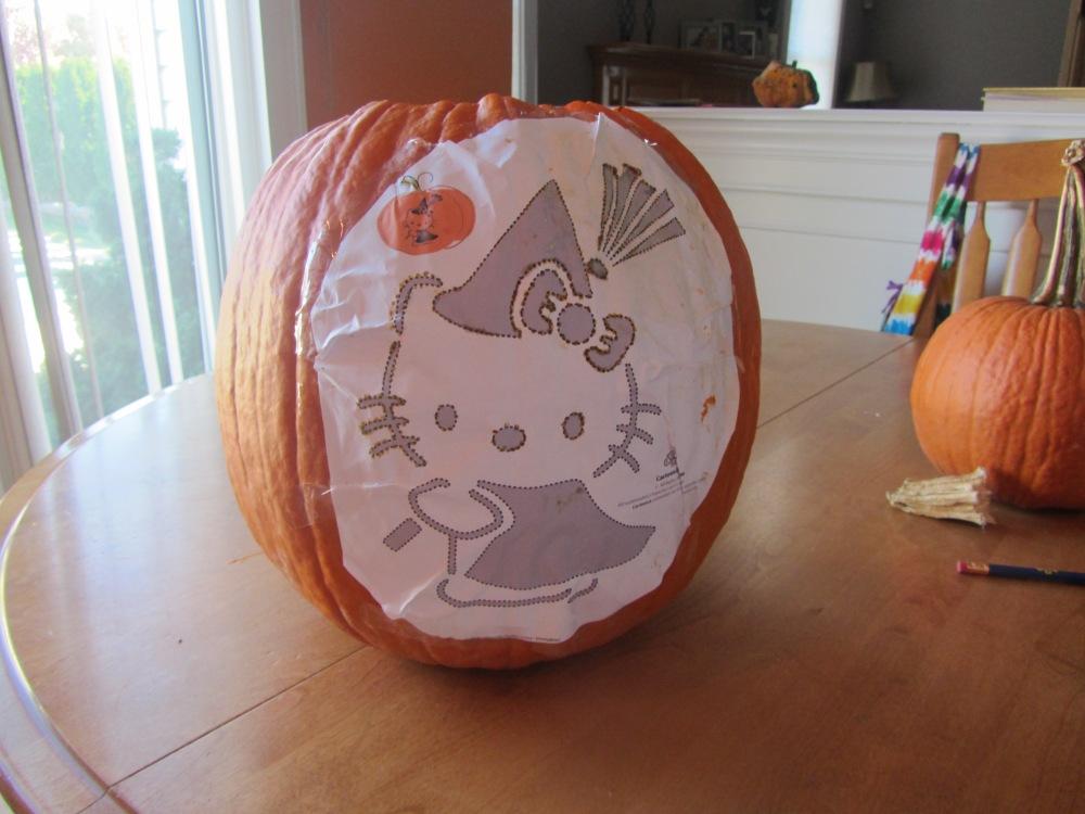 Pumpkins and Potter (1/2)