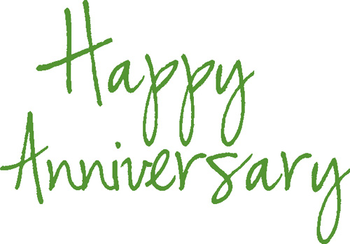 Happy Annivesary