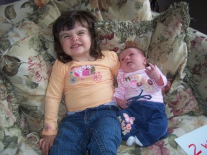 November 2006- My Girls