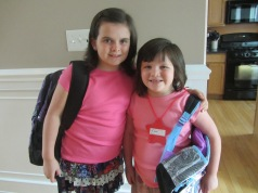 First day of school Sept 2012